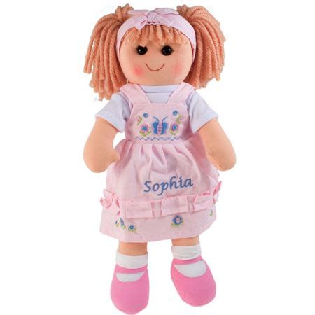 rag doll show poppy rag doll bigjigs bjd005 rag dolls soft dolls