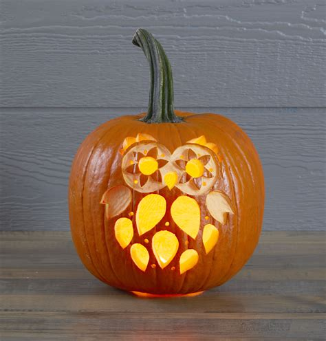 pumpkin carving patterns templates  homes gardens