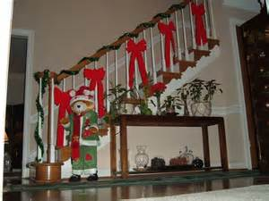 Christmas Garland On Banister 30 Mesmerizing Stairs Decorating Inspirations