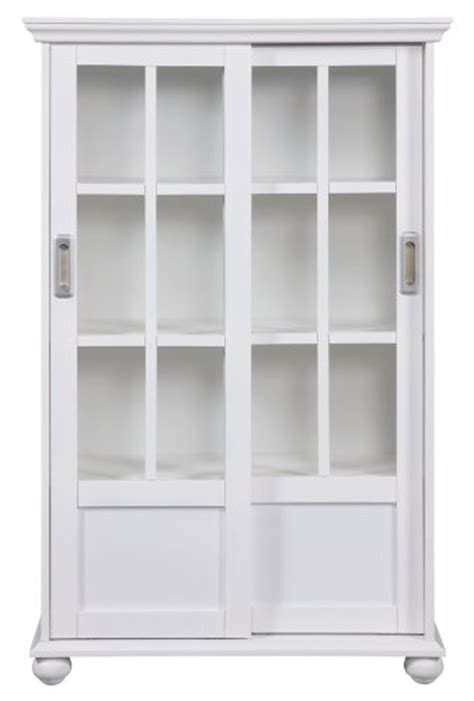 Cheap Glass Sliding Doors Cheap Altra 9448096 Bookcase With Sliding Glass Doors White Review
