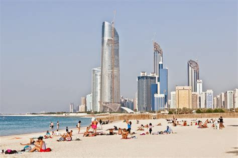 corniche abu dhabi list of best beaches in abu dhabi uae rental cars