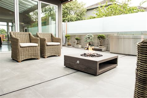 Outdoor Furniture Sale Vancouver Lumineer Pit Table Contemporary Patio