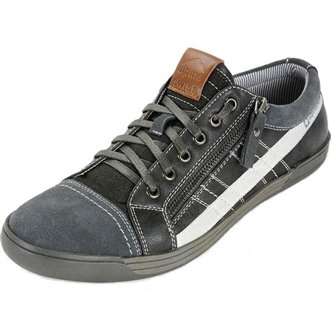 fashion sneakers alpine swiss valon mens fashion sneakers low top dress or