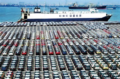guangzhou port guangzhou port launched ship line for parallel import of