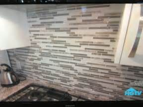 gray glass tile kitchen backsplash the world s catalog of ideas