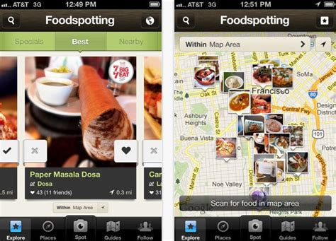 my favorite things 2012 iphone apps food beauty and more best apps for discovering new places to eat