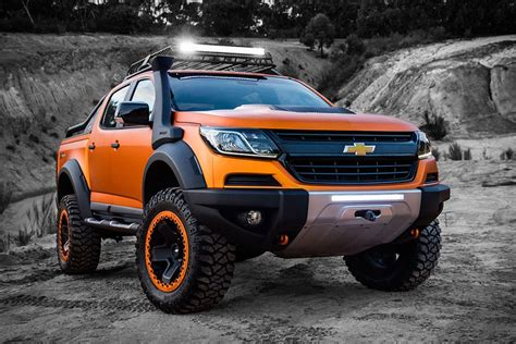 concept off road new chevy concept off road truck autos post