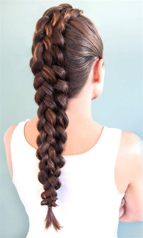 peinados de moda y belleza femenina nuevas ideas de