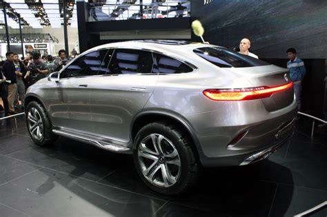 mercedes concept coupe suv beijing 2014 photo