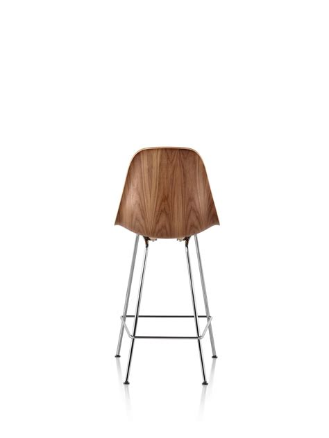 Herman Miller Counter Stools by Eames Molded Wood Stool Counter Height Herman Miller