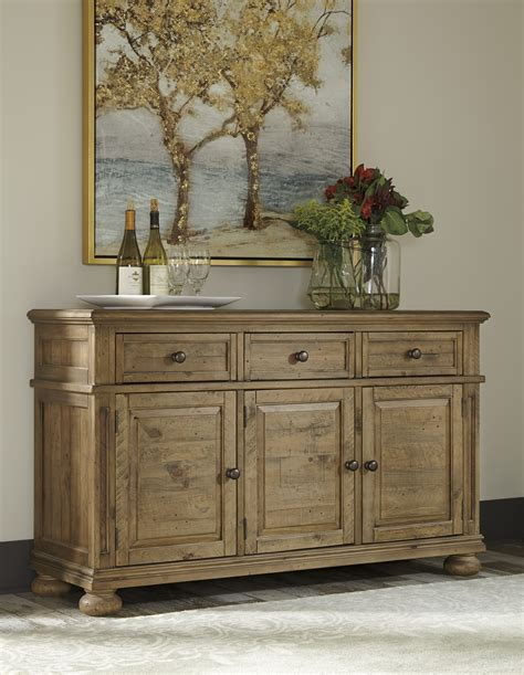 server dining room trishley casual light brown wood dining room server the