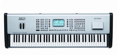 Keyboard Roland X7 Ketron Sd5 61 Key Keyboard