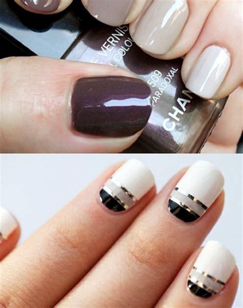 trend  fashion nail polish  elegant minimal fashion