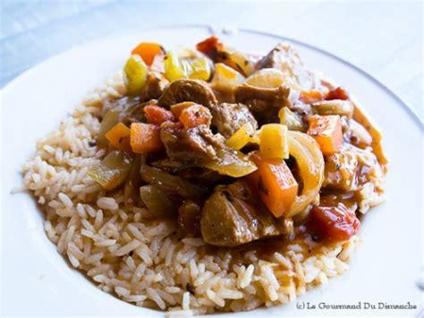 cuisiner le c駘eri rago 251 t de porc au cidre le gourmand du dimanche