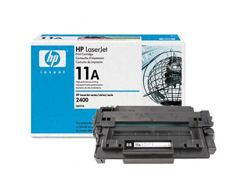 Toner Q6511a hp part q6511a toner cartridge hp 11a 6000 pages