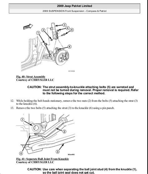 jeep patriot rear suspension diagram 2011 jeep patriot suspension diagram jeep auto parts
