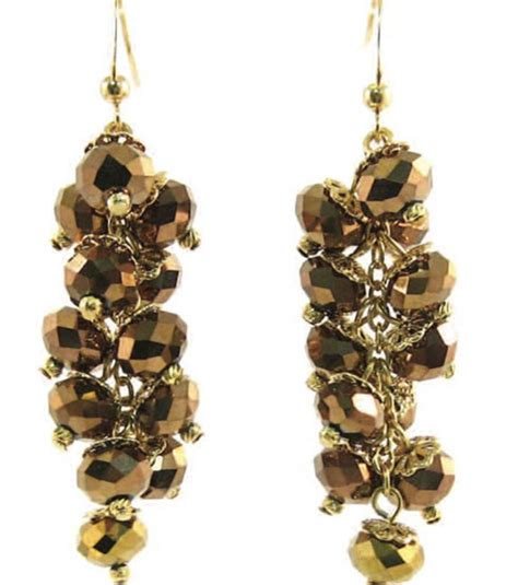 joann jewelry antique elegance earrings at joann jewelry