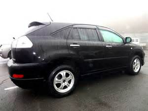 Toyota Harrier Four 2010 Toyota Harrier Pictures 2 4l Gasoline Automatic