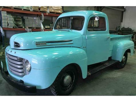 ford f1 for sale 1950 ford f1 for sale classiccars cc 909720