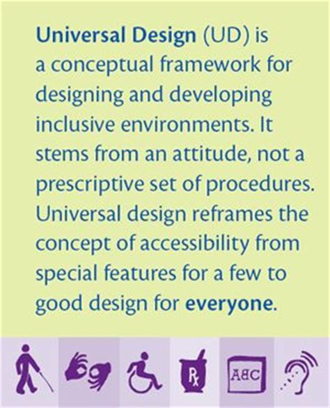 universal design meaning 7 best images about what is universal design on pinterest