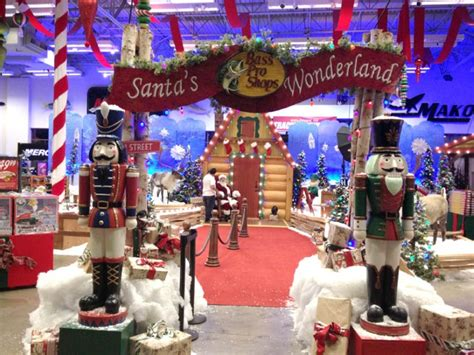Where Can You Buy Bass Pro Shop Gift Cards - free fun at santa s wonderland des moines parent