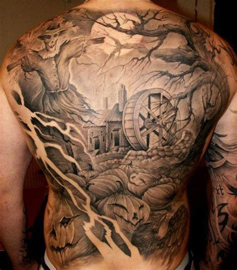 evil tree tattoo designs 20 best tattoos of the week jan 22th to jan 28th 2013