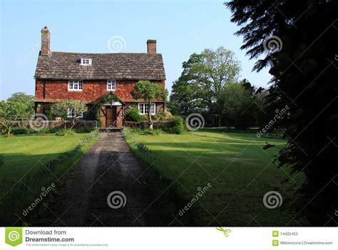 Farm House Floor Plans old historic english farmhouse stock photos image 14422453