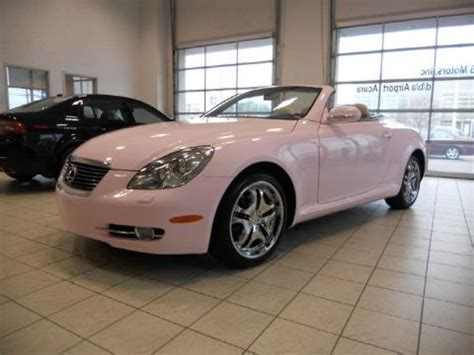 airport acura cleveland used 2006 lexus sc 430 for sale stock i004604b