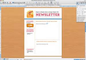 microsoft word newsletter templates free doc 770477 newsletter template free word free sle