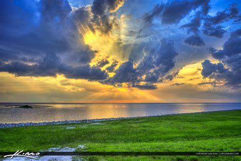 beautiful images beautiful clouds lake okeechobee