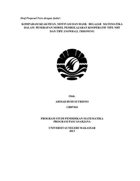 tesis kualitatif adalah contoh proposal tesis dengan penelitian kualitatif
