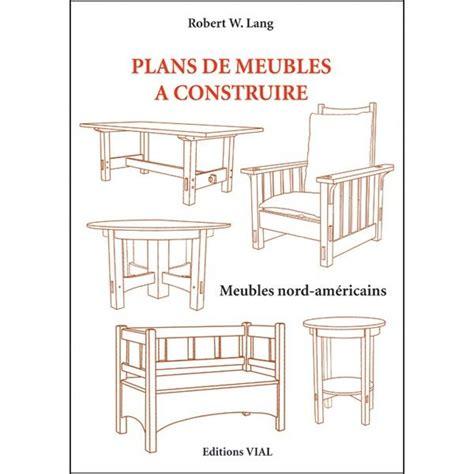 Plan Meuble En Bois plan meuble palette pdf plans de meubles 224 construire