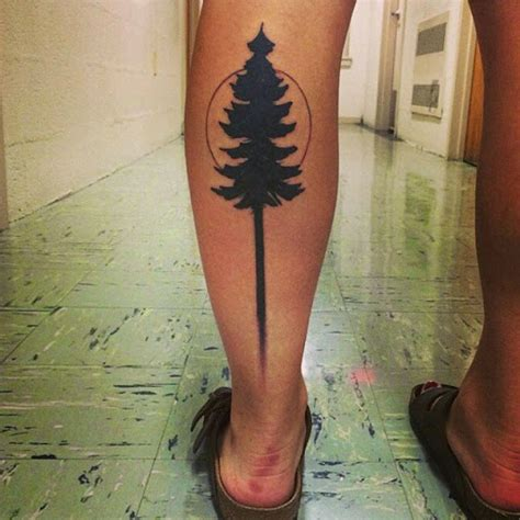 tree leg tattoo 32 tree tattoos on leg