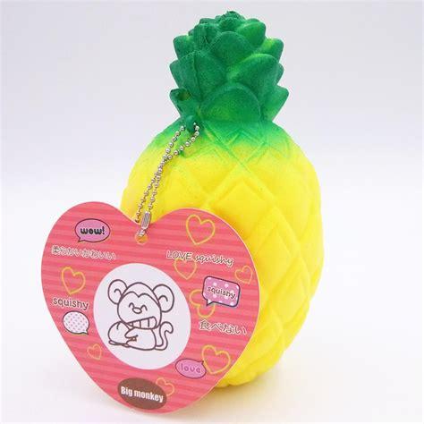 Squishy Nanas kawaii rising jumbo ananas squishy shop nl