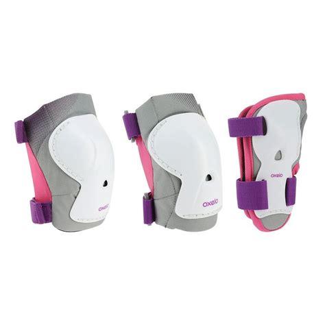 violet set 3 set 3 protections play violet decathlon