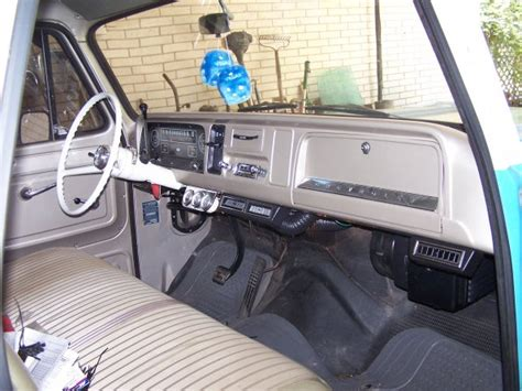 1964 Chevy Truck Interior by Air Products Chevy Truck 1964 66 Cap 6600s Ac System