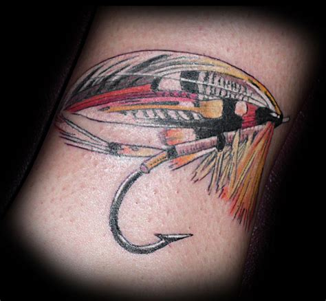 fly tattoo designs fly fishing designs www imgkid the image