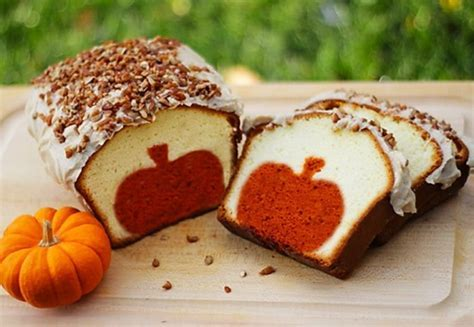 Pumpkin Peekaboo Pound Cake ? Best Cheap Easy Thanksgiving