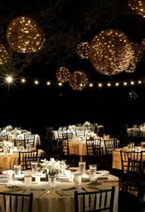 lighting outdoor wedding wedding reception lighting ideas something borrowed