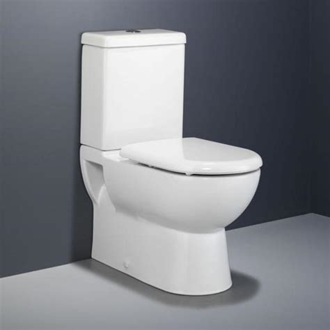 Caroma Plumbing by Caroma Metro Vitreous China 4 5 3 Litre Dual Flush Wall