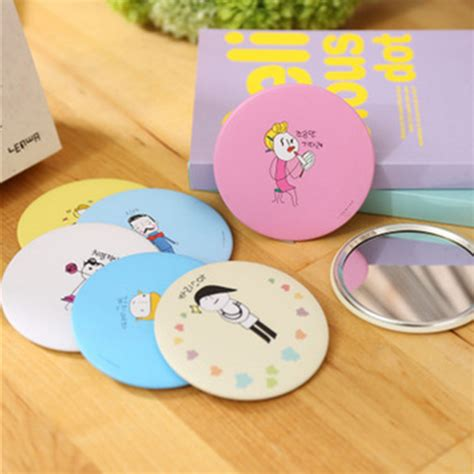 Cermin Make Up cermin make up korea desain lucu mix color multi color jakartanotebook