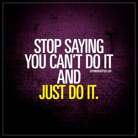 Does It Stop by Just Do It Quotes Quotes Of The Day