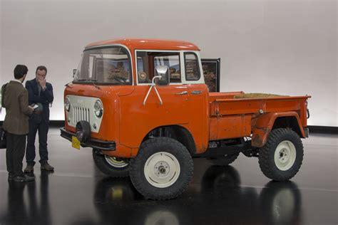 jeep forward 1960 jeep forward 150 関連フォトギャラリー autoblog 日本版