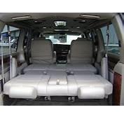 2017 Chevy Conversion Van Interior  Brokeasshomecom