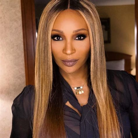 cynthia bailey bob weave hair cynthia bailey to weave or not to weave black hair spot
