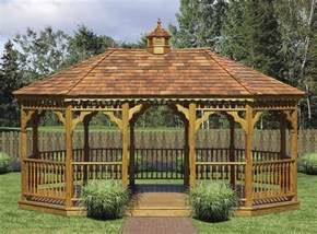 gazebo with fire pit