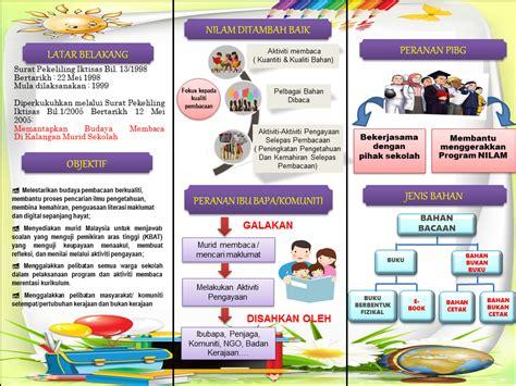 format buku nilam 2017 pusat sumber sekolah brosur tambah baik nilam 2017