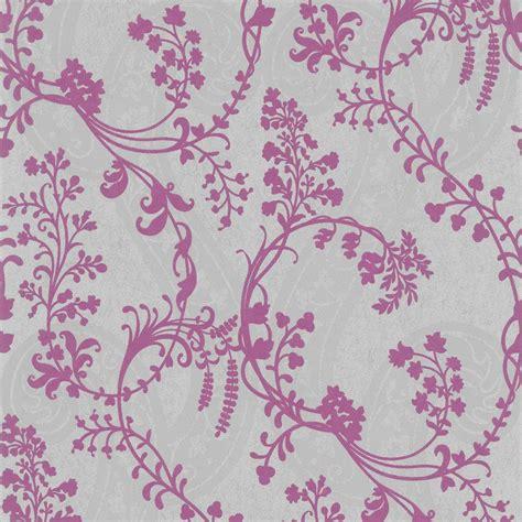 grey vine wallpaper pandora purple botanical vines wallpaper 301 66907 the