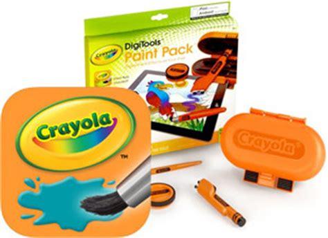 Crayola Digitools Paint Pack digitools paint pack app crayola
