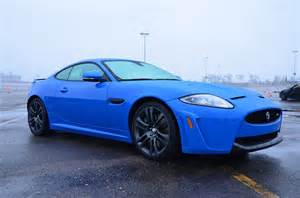 Blue Jaguar Xkr Jaguar Wants You To Hoon Their Cars Hooniverse